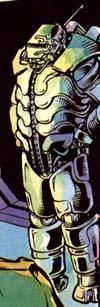 Alien Invasion-Combat Armor
