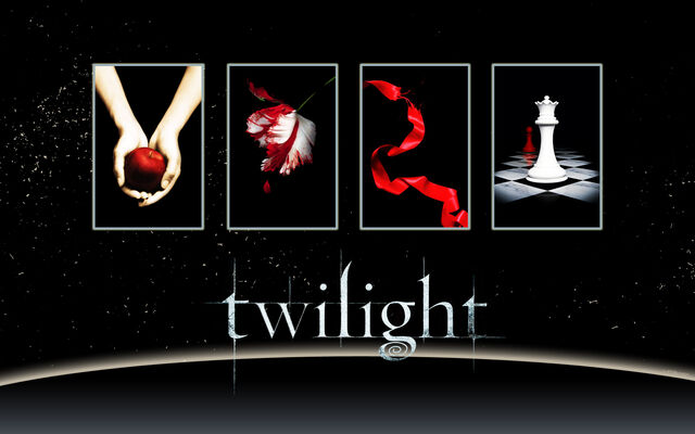 File:Twilight Saga Books Wallpaper by miratio.jpg