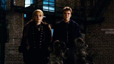 "Breaking Dawn Part 2 ""The Dark Gifts of Jane"" Clip"