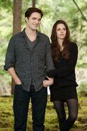 Bella and Edward Cullen