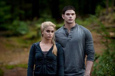 Eclipse-Rosalie and Emmett