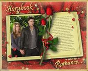Emmet Cullen and Rosalie Hale fan art