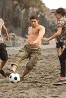 Playing-soccer-and-the-twilight-saga-breaking-dawn-part-1-gallery