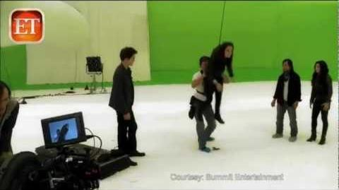 Breaking Dawn Part 2 - BTS DVD Blu-Ray Extras