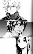 Twilight manga