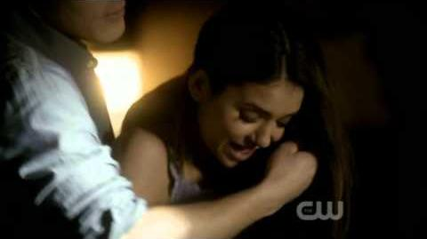 Vampire Diaries - 2x16 - The House Guest - Stefan & Elena the Beginning