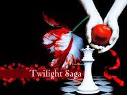 Twilight Saga 800x600 by Luis Montiel