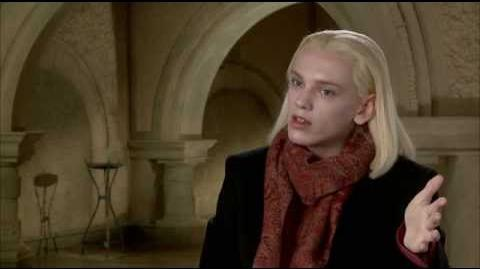 New moon - Interview with The Volturi