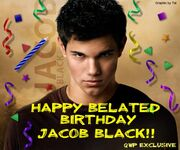Happy Birthday Jacob