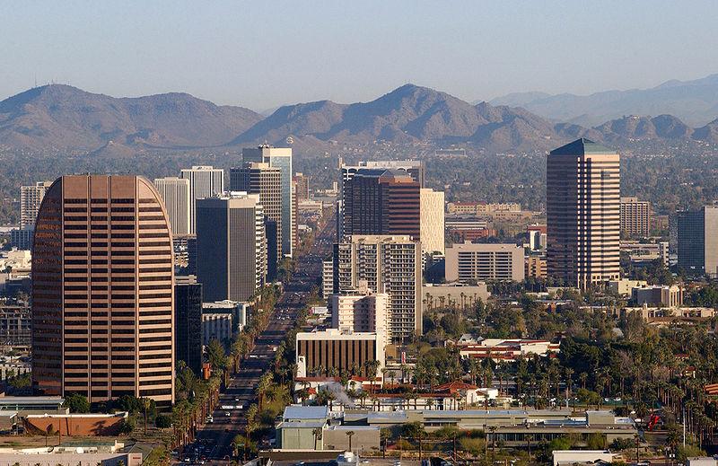 Phoenix Arizona Twilight Saga Wiki Fandom Powered By