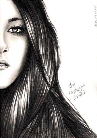 File:Kristen Stewart 2 by crayon2papier.jpg