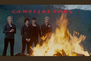 Cullens SINGING CAMPFIRE SONG army