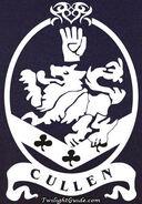 Cullen Family Crest