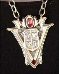Volturi Crest Necklace - 2