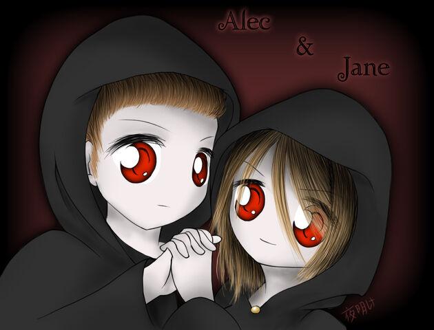 File:Alec and Jane Volturi Twins by Rinoa hime.jpg