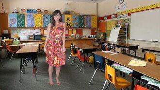 """My New 5th Grade Teacher"" scary Creepypasta"