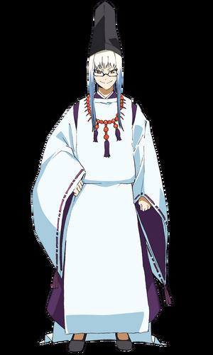 Arima anime design