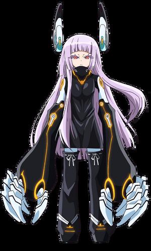Cordelia anime design