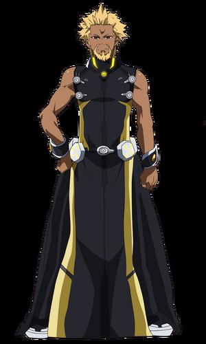 Narumi anime design
