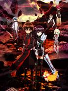 Twin Star Exorcists TV Anime Key Visual 2