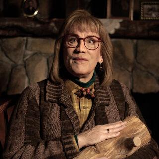 John Malkovich as the Log Lady