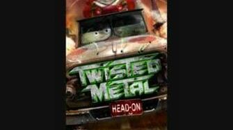 Twisted Metal Head On OST - Russia