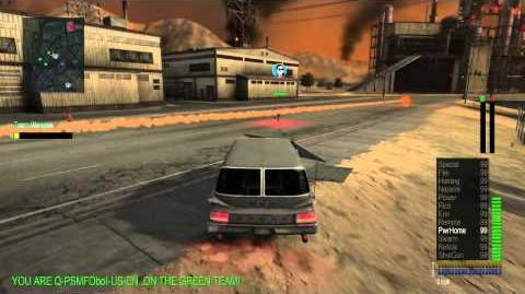 TWISTED METAL GREENLIGHT VIDEO
