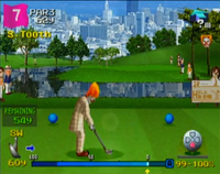 Sweet Tooth Golf