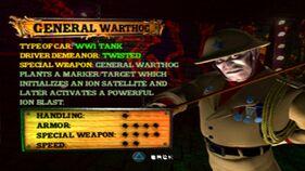 TM4 Warthog Info