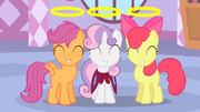Cutie Mark Crusaders angels1 s01e17