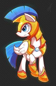 Pegasus guard by echowolf800-d55upnz