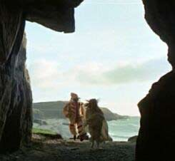Wicker Man Locations - St Ninian's Cave-6