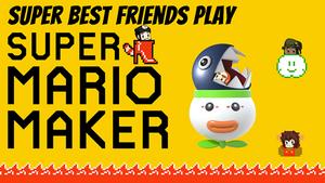 Super Mario Maker Title