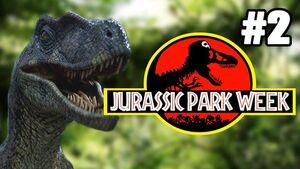 Jurassic Week Genesis Park