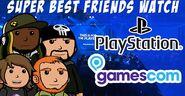 Gamescom 2014 Sony