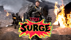 The Surge Title
