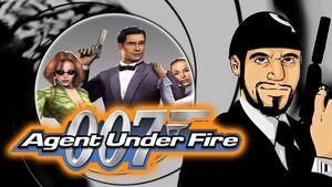Agent Under Fire Title