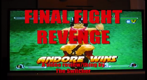 Final Fight Revenge Review
