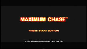 Maximum Chase Title