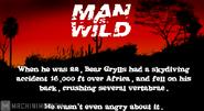 Man Vs Wild Facts 2