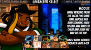 Character Select Woolie