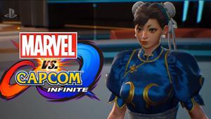 MVC Infinite Title