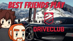 Driveclub Title