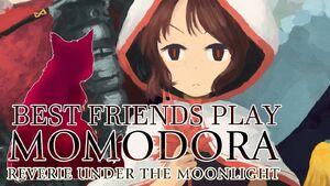 Momodora Moonlight Title