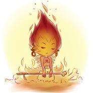 Bonfire-Chan