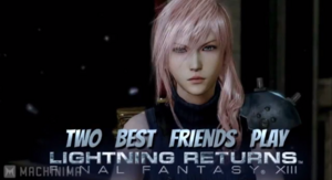 Lightning Returns Final Fantasy XIII Title Card
