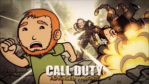Call of Duty - Advanced Warfare Title