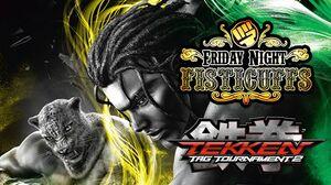 FNF Tekken Tag Tournament 2