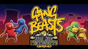 Gang Beasts Title