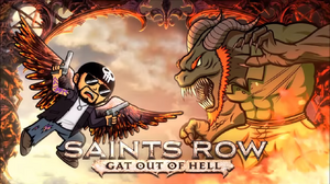 Gat Out of Hell Title